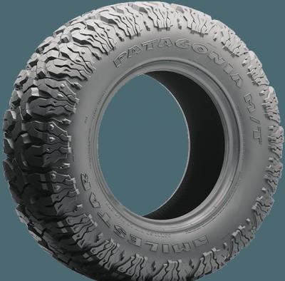 Patagonia M/T Tires